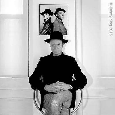David Bowie 2013 by Jimmy King on exshoesme