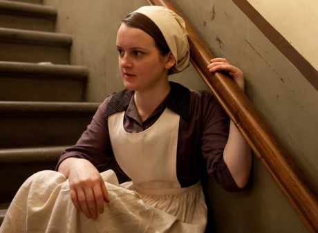 Sophie McShera as Daisy Mason on Downtown Abbey on Exshoesme.com