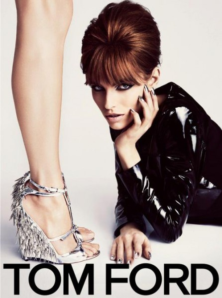Tom Ford SS13 Ad Campaign on Exshoesme.com 1