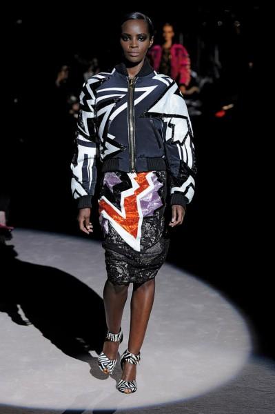 Tom Ford FW13 Wham Jacket and Skirt on Exshoesme.com