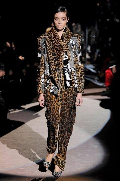 Tom Ford FW13 leopard separates on Exshoesme.com