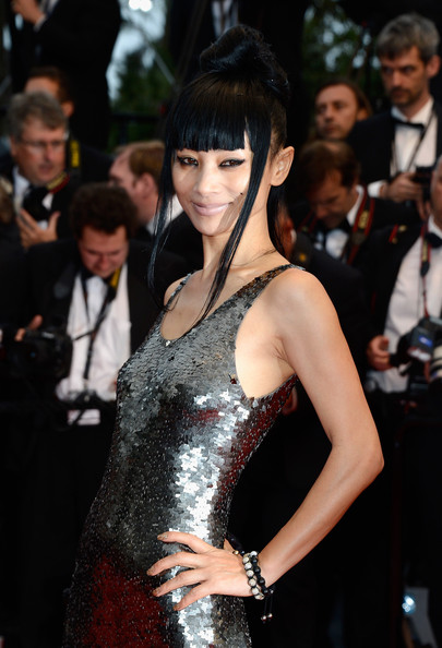 5 Bai Ling at the Cannes 2013 Opening Ceremony on Exshoesme.com. Photo Pascal Le Segretain