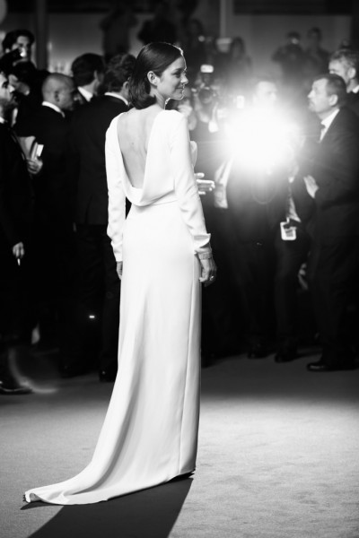 Marion Cotillard at the 2013 Cannes Film Festival Premiere of the The Immigrant on Exshoesme.com Photo Getty Images Europe