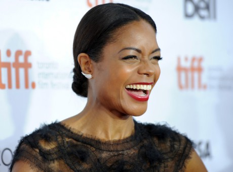 1. Naomie Harris in Marchesa at Mandela - Long Walk to Freedom premiere at the 2013 Toronto International Film Festival #TIFF13 on Exshoesme.com. Amanda Edwards photo
