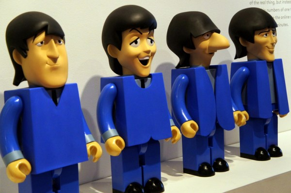 11. Lego Beatles at This Is Not A Toy Exhibition Photo by Jyotika Malhotra from Exshoesme.com