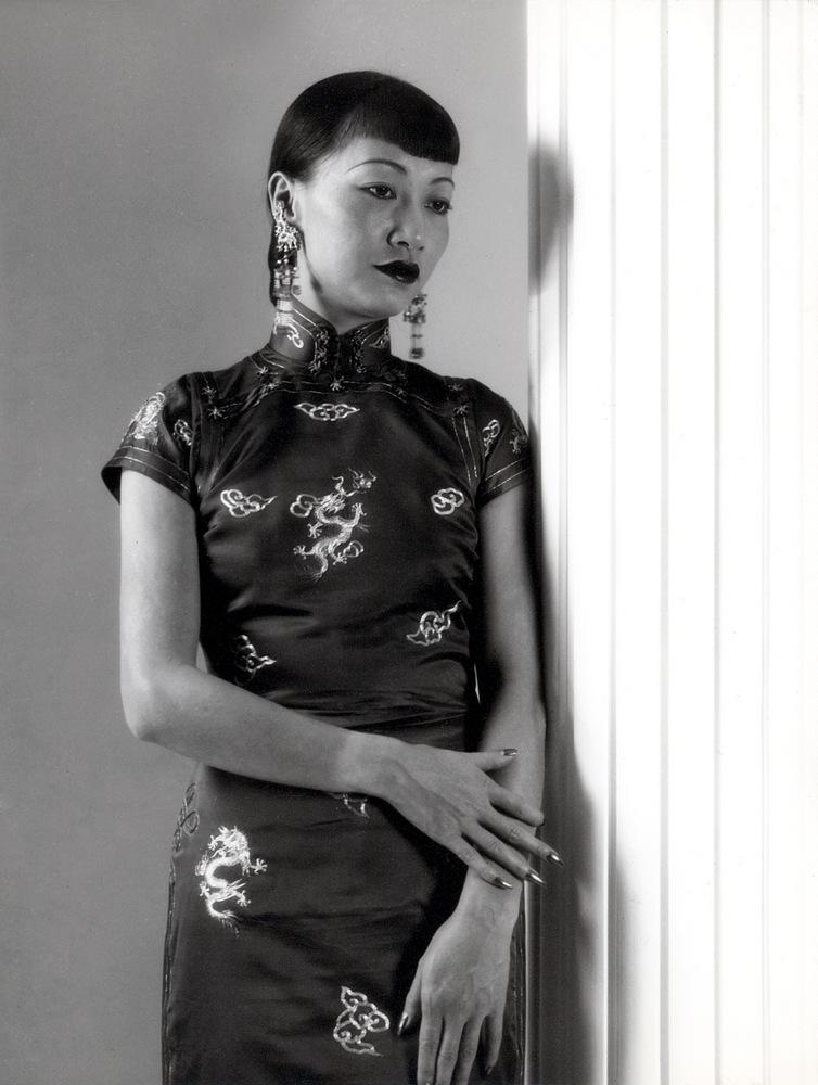 Anna May Wong, circa 1933 Publicity still courtesy of Photofest