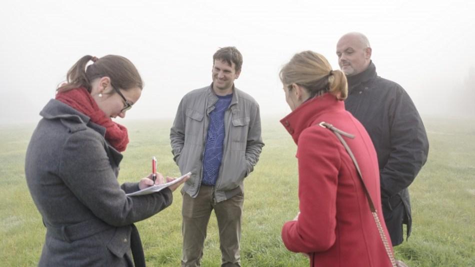 Ex situ interviewt Simon Verdegem en Robin Schäfer.
