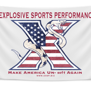 EXSP Make America Un-Soft Again Flag