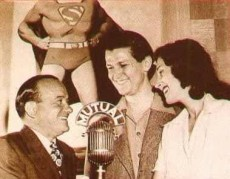 Superman en Radio - 1940