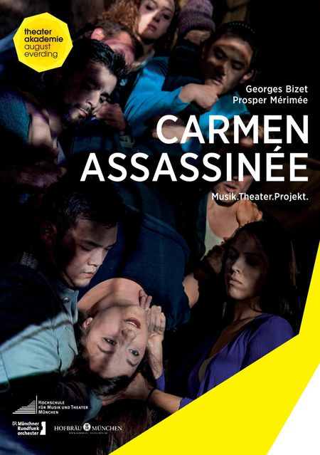 Georges Bizet: Carmen Assassinnée