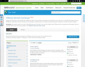 06-samples---vmware-developer-center