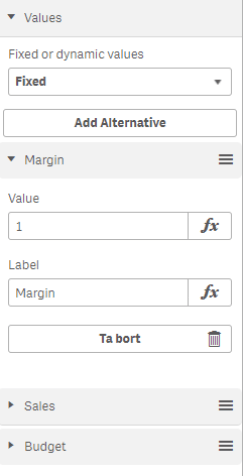 Add flexibility to your Qlik Sense app with variables and