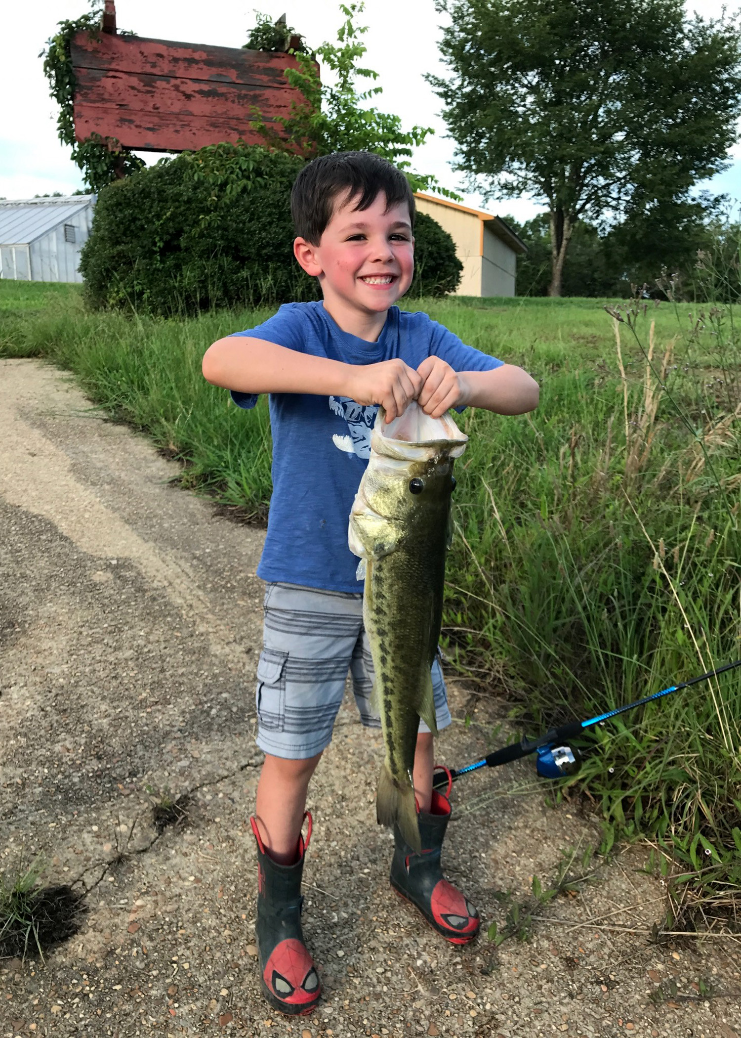Consider Many Reasons To Teach A Child To Fish