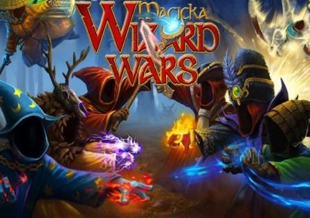 Magicka Wizard Wars