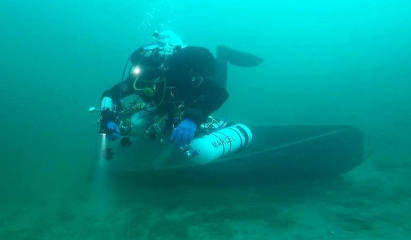 Pole claims new world record in altitude diving - Radio ...
