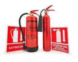 extintores y señales