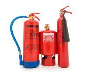 Los 3 mejores tipos de extintores