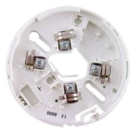 Base detector alarma