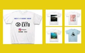 オリジナルTシャツサイト「exto-k by EXTO」