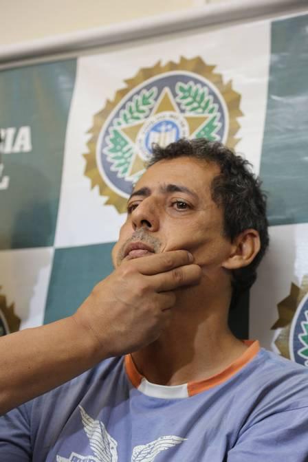 Alcimar Alves confessou o crime