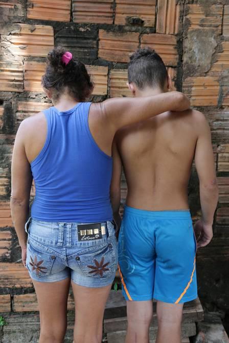 Menor que sobreviveu ao espancamento no Maranhão ao lado da mãe