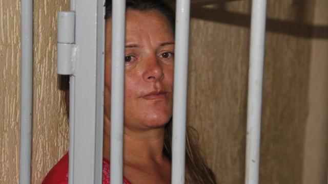 Suspeita confessou o crime