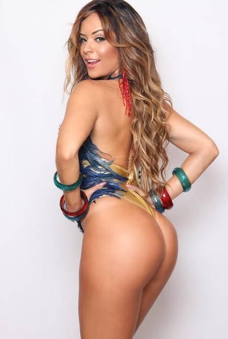 Denise Dias quer respeito