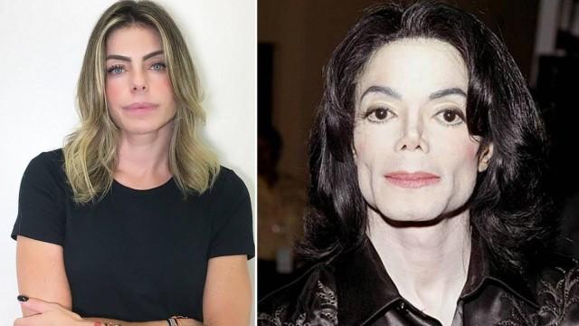 Parece? Cicarelli é comprada a Michael Jackson