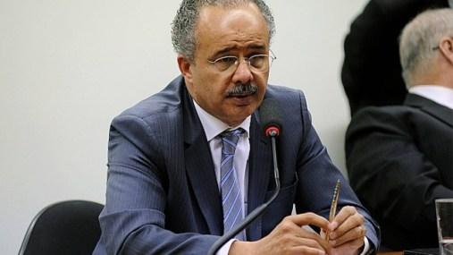 relator da reforma política, deputado Vicente Cândido (PT-SP)