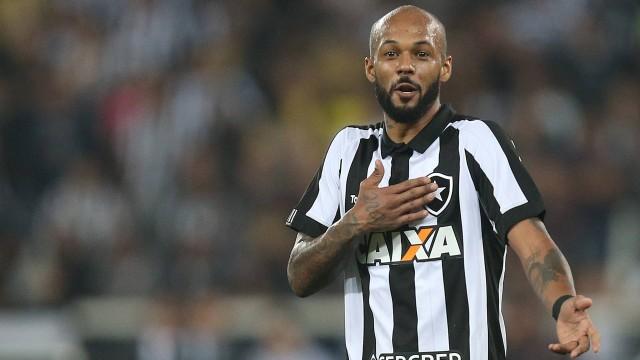 Bruno Silva é vice-artilheiro do Botafogo na temporada