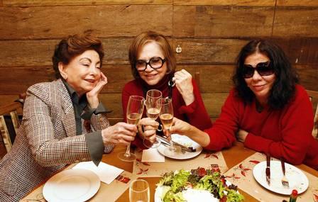 Beatriz Segall, Nathália Timberg e Maria Gladys