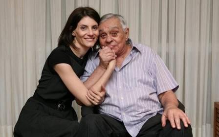 Malga Di Paula é víuva de Chico Anysio