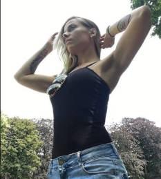 Samantha Gondin é mãe do filho de Alexandre Frota
