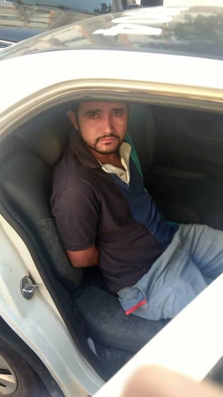 Manuel foi preso pela polícia nesta terça-feira