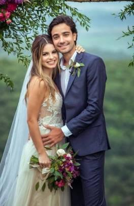 Sthefany Brito e o Igor se casaram em agosto de 2018 na Itália