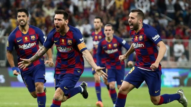 Clube espanhol faturou € 840 milhões na temporada 2018/19