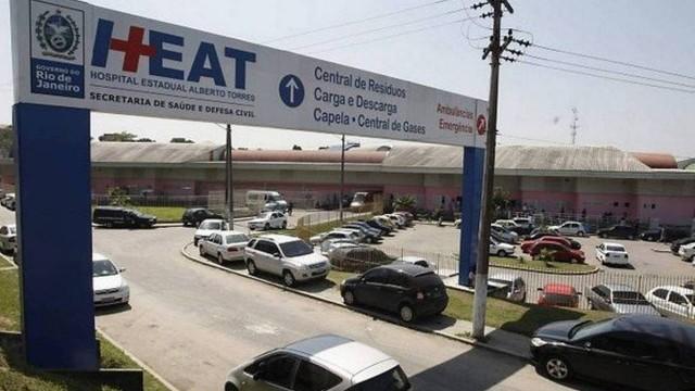 Hospital estadual Alberto Torres será Hospital de Campanha para casos de Coronavírus