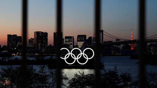 Os Jogos Olímpicos de Tóquio 2020 foram adiados para 2021 por causa da pandemia do coronavírus