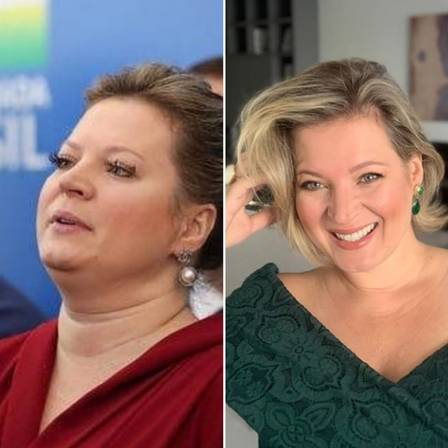 Joice Hasselmann: 20 quilos a menos