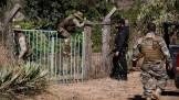 x93429454 pa cocalzinho go 17 06 2021 cacada ao serial killer lazaro barbosa na fotos os policiais
