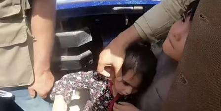 Siblings Left Behind by Parents on the Flight from Kabul