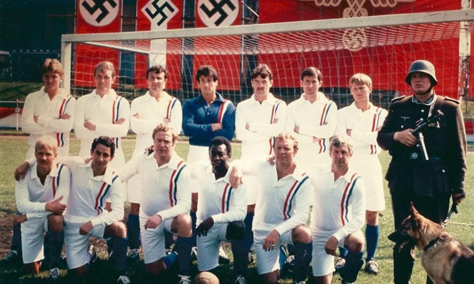 Elenco de Fuga para a Vitória, filme com Pelé, Ardiles,Bobby Moore, Kazimierz Deyna, Sylvester Stallone e  Michael Caine.