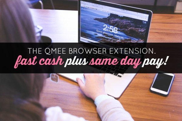 Qmee - The Browser Extension That Pays You to Search!