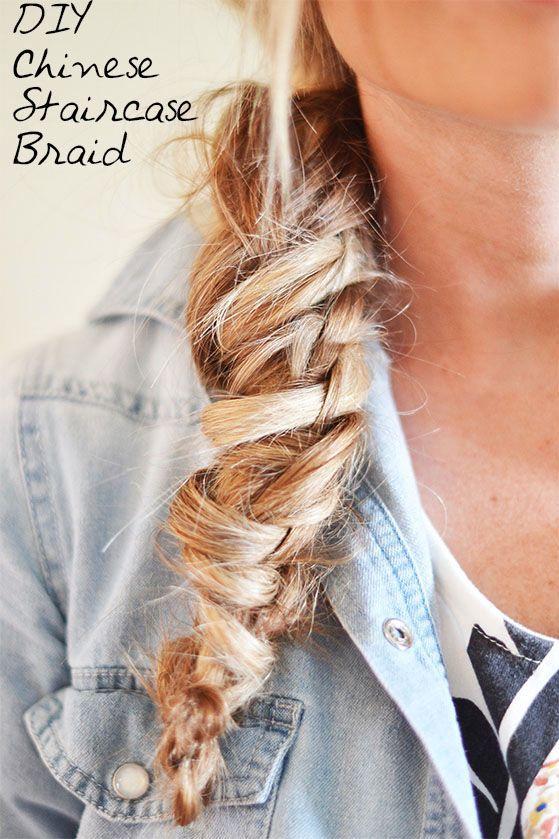 Fotos de peinados increíbles