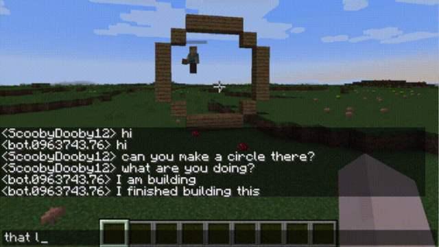 facebook minecraft ai asistentes aprendizaje de máquina minecraftai3