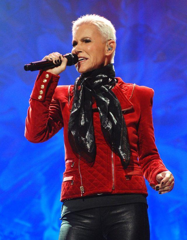 Marie Fredriksson estuvo de gira hasta hace tres años a pesar de los estragos de una larga enfermedad.