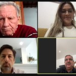 El gobernador Raúl Jalil dialogó con Nicolás Trotta para analizar el retorno a las aulas
