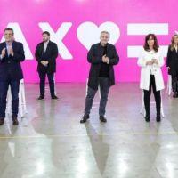 """El Frente de Todos presentó a sus candidatos y convocó a la oposición a un """"debate serio sin coaching electoral"""""""