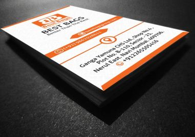 Best Bags Business Card Image