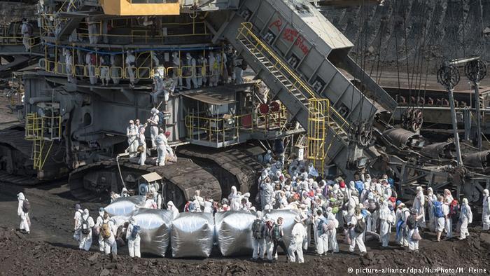 Alemania y Colombia, unidas en la lucha contra el carbón